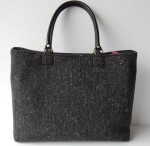 Irish Tweed Tote Bag