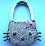 Cat Handbag hook