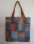 Handmade in Ireland tote bag