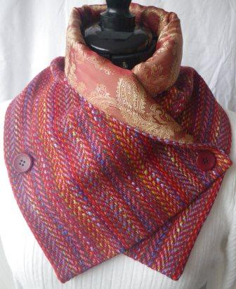 COWL SCARF 25