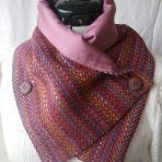COWL SCARF 22.