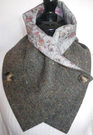 COWL SCARF 14